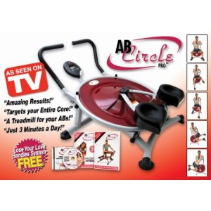 Ab Circle Pro Machine