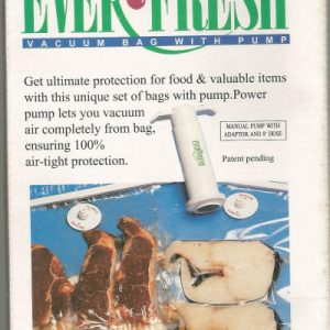 Food Vaccum Bag