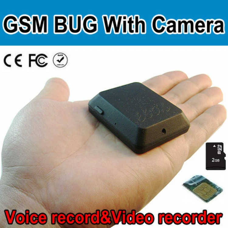 GSM Audio Video Device
