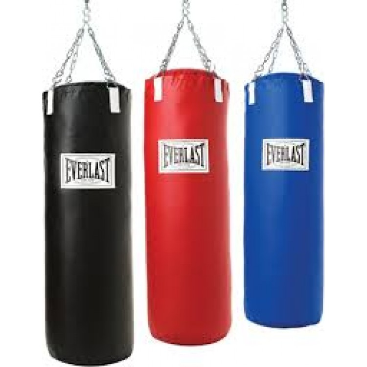Kick and Punching Bag