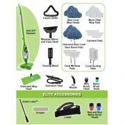 Mop Steam Cleaner Complete