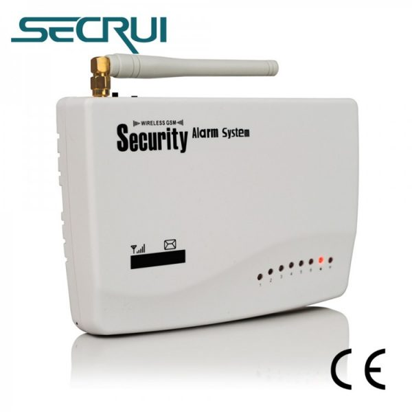Pakistan GSM Security Alarm System