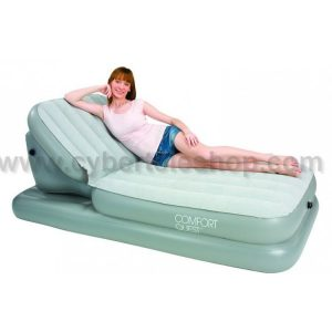 Single Bed with Back Rest
