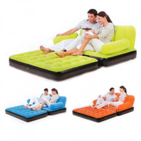 Sofa Cum Bed Colored in Pakistan