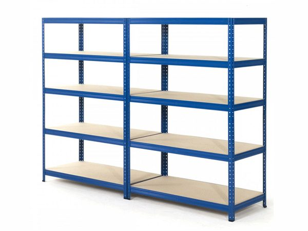 Slotted Angle Racks Adjustable Steel Racks Store Racks
