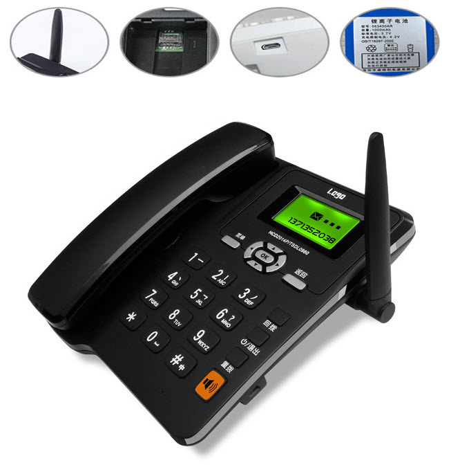 Pakistan GSM Wireless Phone