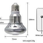Telebrands WiFi Camera Bulb