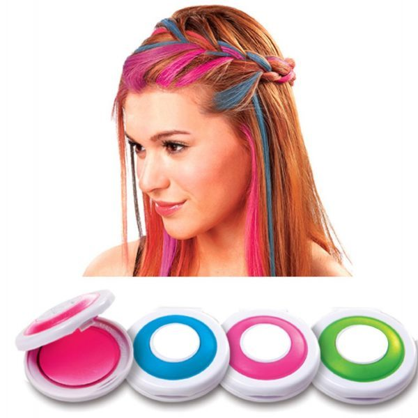 Hot Huez Hair Color