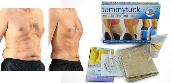 Tummy Tuck Slimming Belt