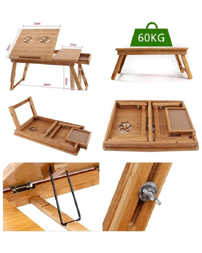 Laptop Wooden Table Laptop Table Online Shopping In