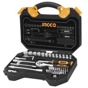 INGCO 45 Pieces Kit HKTS 14451