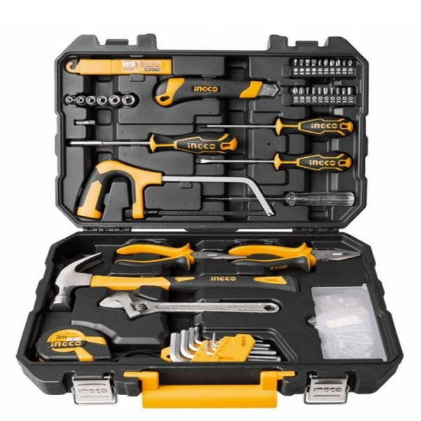 INGCO 77 PIECES TOOLKIT 20771