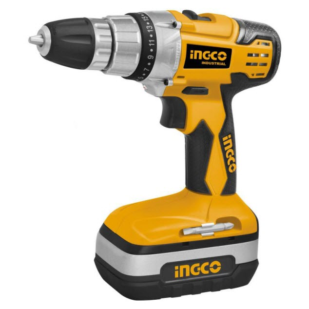 INGCO Drill Machine 18 Volt