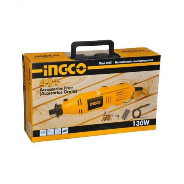 INGCO Mini Drill Machine MG1308 BOX