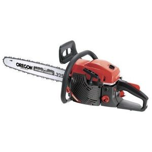 Crown CT20097 Professional Gasoline Chainsaw 2.4kW,