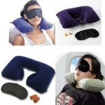 3 in 1 Inflatbale Pillow Set
