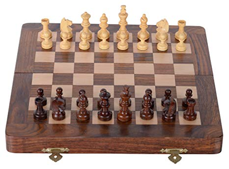 Indoor Magnetic Chess