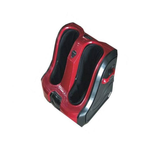 Foot and Leg Massager Red