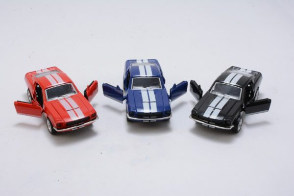 1967 Ford Mustang GT500 Die Cast Car