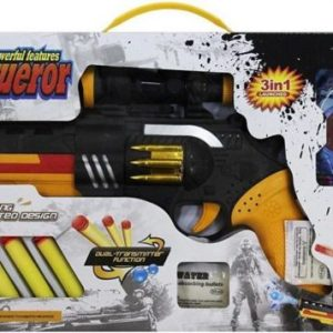3 in 1 Long Range Gun for Kids 612-G