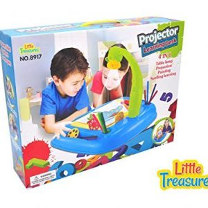 4 in 1 Projector Learning Desk and Drawing Board