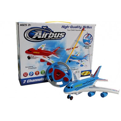 Air Bus RC 2 Channels