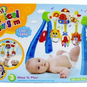 3 in 1 Musical Play Gym