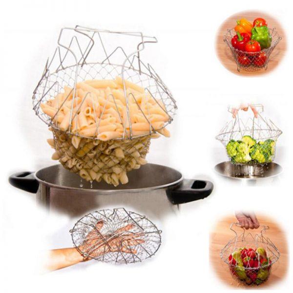 Chef Basket 12 in 1 Kitchen Tool PK