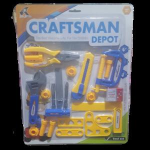 Craftsmen Depot Tool Set