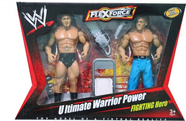 Flex Force WWE Fighting Hero 2762
