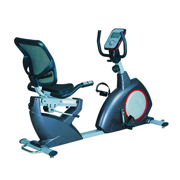 Hydro Recumbent Stationary Bike HF-K8700 PK