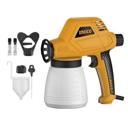 Ingco SPG1308 Electric Paint Sprayer Gun PK