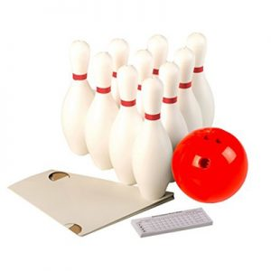 Kids Bowling Game White