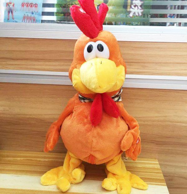 New Funny Dancing Chicken