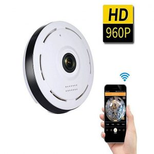 PAKISTAN Fisheye Panaromic Smart Camera V380