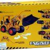 PAKISTAN Super Truck Yellow 8029-E