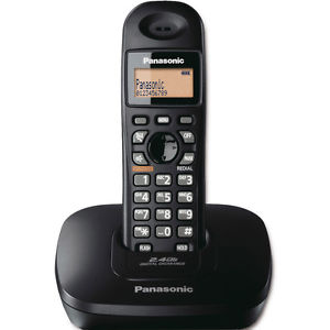 Panasonic KX-TG3611BX 2.4 GHz Cordless Phone