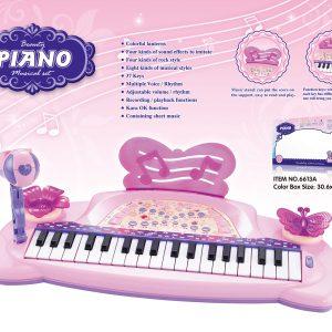 Piano 37 Keys 6613-A