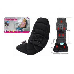 Robotic Car Seat Massager