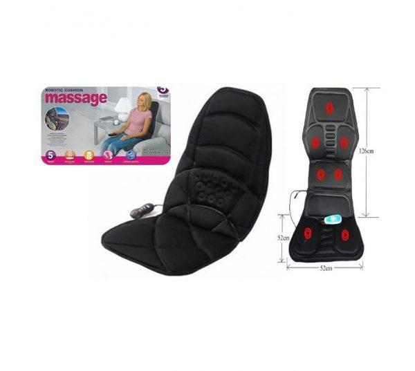 Robotic Car Seat Massager