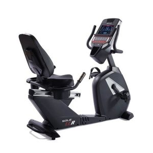 SOLE EXERCISE BIKE RECUMBENT LCR PK