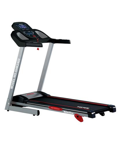 Slimline Motorized Treadmill 2403