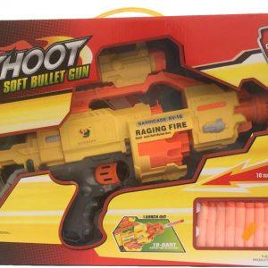 Soft Bullet Rapid Gun