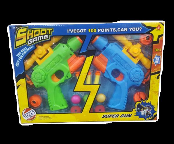 Super Gun Shoot 3 in 1