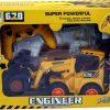 Super Truck Yellow 8029-E