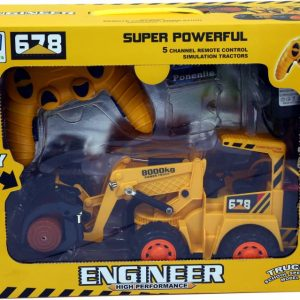 Super Truck Yellow 8029-E