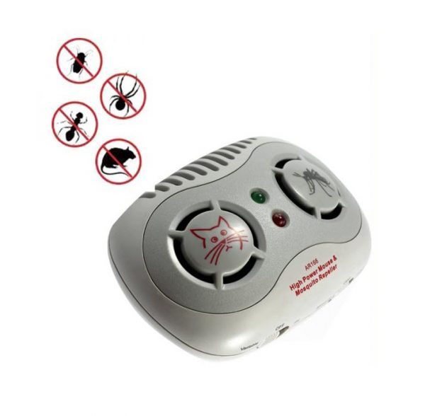 Super Ultrasonic Mouse & Mosquito Repeller AR166