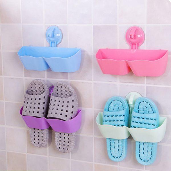 Wall Mounted Plastic Shoe Rack