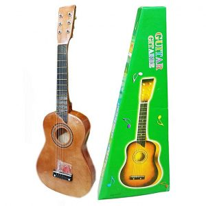 Wooden Guitar Gitarree 39 Inches