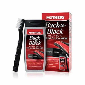Mothers Back to Black Heavy Duty Cleaner Kit